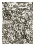 The Beast with Two Horns Like a Lamb Giclee Print by Albrecht Dürer