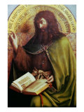 John the Baptist Giclee Print by Jan van Eyck