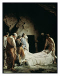 Burial of Christ Giclee Print by Carl Bloch