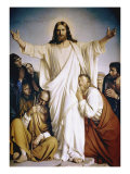 Christ the Consoler Giclee Print by Carl Bloch