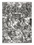 Last Judgement Giclee Print by Albrecht Dürer