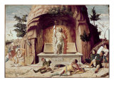 Resurrection Giclee Print by Andrea Mantegna
