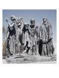 Burghers of Calais Giclee Print by Auguste Rodin