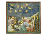 The Lamentation Giclee Print by Giotto di Bondone