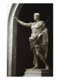Augustus of Primaporta Giclee Print