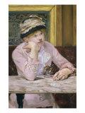 La Prune Giclee Print by Édouard Manet