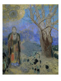The Buddha Giclee Print by Odilon Redon