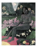 The Seed of Areoi Giclee Print by Paul Gauguin