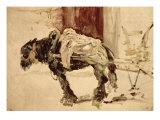Asinello Giclee Print by Henri de Toulouse-Lautrec