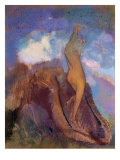 The Birth of Venus Giclee Print by Odilon Redon