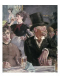 The Cafe Concert Giclee Print by Édouard Manet