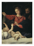 The Virgin of Lorette Giclee Print by  Raphael