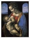 Madonna Litta Giclee Print by  Leonardo da Vinci