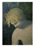 The, Detail Imagination Giclee Print by Pierre Puvis de Chavannes