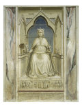 Justice Giclee Print by  Giotto di Bondone