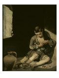 The Young Beggar Giclee Print by Bartolome Esteban Murillo