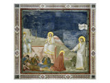Noli Me Tangere Gicl&#233;e-Druck von Giotto di Bondone 