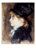 Margot Giclee Print by Pierre-Auguste Renoir