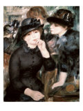 Two Women Giclee Print by Pierre-Auguste Renoir