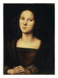 Mary Magdalene Giclee Print by Pietro Perugino