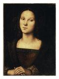 Mary Magdalene Giclee Print by Pietro Perugino