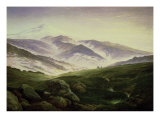 Riesengebirge Giclee Print by Caspar David Friedrich