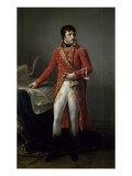 Portrait of Bonaparte Giclee Print by Antoine-Jean Gros