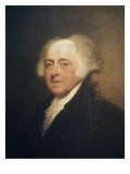 John Adams Giclee Print by Gilbert Stuart