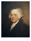 John Adams Giclee Print by Gilbert Stuart