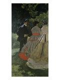Dejeuner Sur L'Herbe Giclee Print by Claude Monet