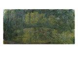 Le Pont Japonais Giclee Print by Claude Monet