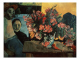 French Bouquet Giclee Print by Paul Gauguin