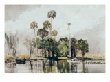 Exotic Island Giclee Print by Winslow Homer