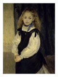 Portrait of Miss Legrand Giclee Print by Pierre-Auguste Renoir