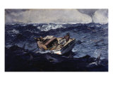 Gulf Stream Reproduction procédé giclée par Winslow Homer