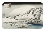 Unknown (Landscape) Giclee Print by Ando Hiroshige