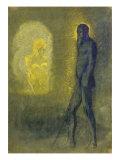 L'Apparition Giclee Print by Odilon Redon