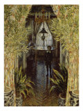 A Corner of the Apartment Giclee Print by Claude Monet