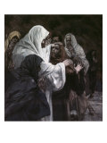 He That Has Seen Me, Has Seen the Father Giclee Print by James Tissot