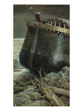 The Dove Returns to Noah Giclee Print by James Tissot
