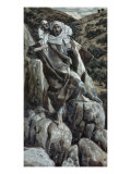 The Good Shepherd Giclee Print by James Tissot
