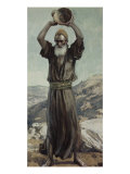 Jeremiah Giclee Print by James Tissot