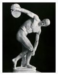 Discobolus (Discus Thrower) Giclee Print