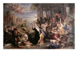 Slaughter of the Innocents Giclee Print by Peter Paul Rubens