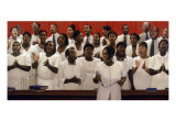 Gospel Sing Giclee Print by Dale Kennington