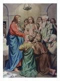 The Last Supper Giclee Print by Heinrich Hofmann