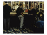 Neighborhood Bar Giclee Print by Dale Kennington