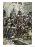 The Crown of Thorns Giclee Print by James Tissot