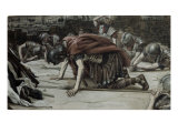 The Centurion Glorifies God Giclee Print by James Tissot