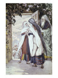 The Visitation Giclee Print by James Tissot